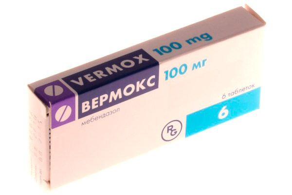 tabletták férgek pirantel megelőzésére